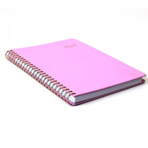 bonded leather cover notepad