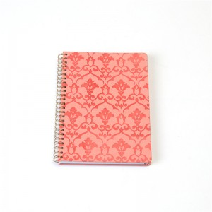 low price debossed notepad