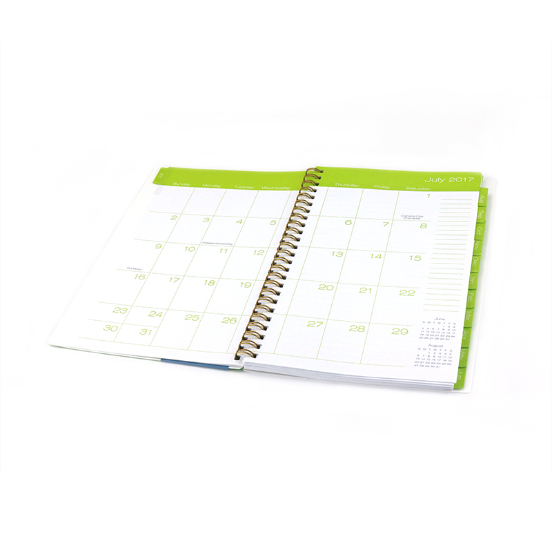 journal organizer notepad